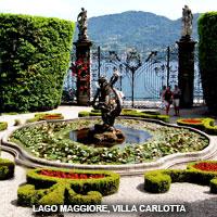 Villa Carlottta, Lago Maggiore