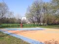 Si può fare jogging, giocare a basket e stare all'aperto