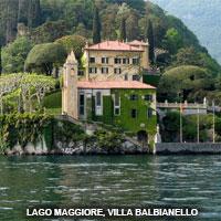 Villa Balbianello, Lago Maggiore
