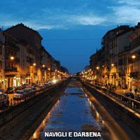 Navigli e Darsena